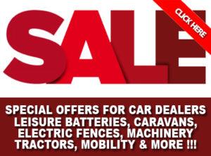 Car Batteries UK