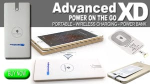 Portable Mobile Phone Charger, Wireless phone charger