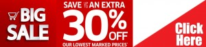 Car battery sale banner