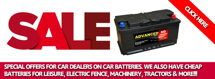 cheap batteries banner