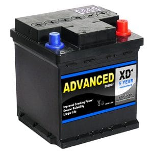 002l xd car battery