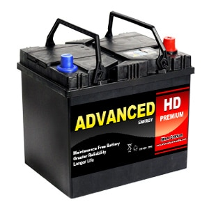 005l car battery 12 volt HD premium