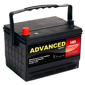 009R Car Battery