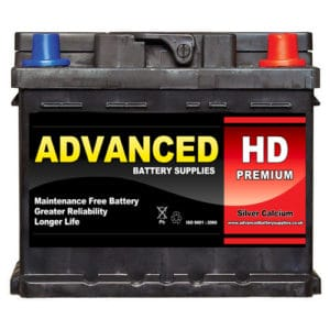 012 car battery premium