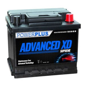 012xd car battery