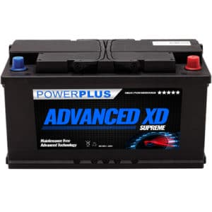 017 xd car battery