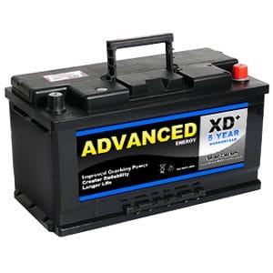 017xd car battery