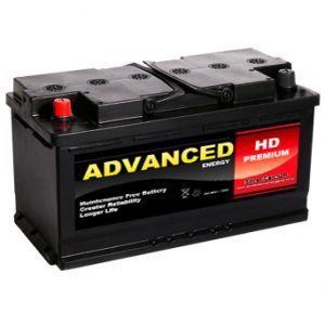 ABS 018 Car Battery