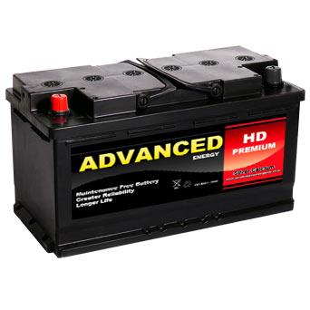 ABS 018 Car Battery