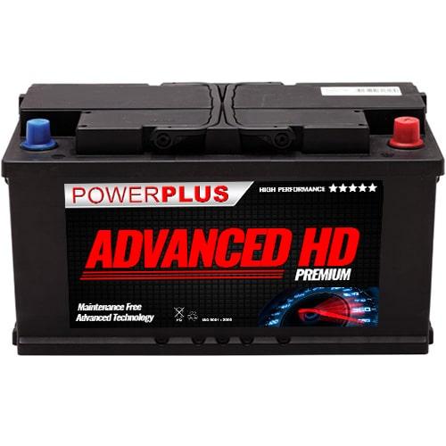 Abs Heavy Duty 019 Car Battery