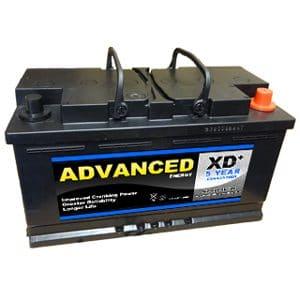 019xd car battery