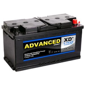 020xd car battery