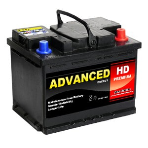 027 car battery HD premium
