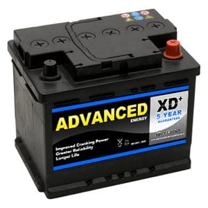 Advanced XD 027 Car Battery