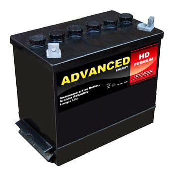 Abs Heavy Duty 037 Car Battery Abs Batteries