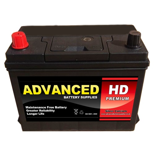 Abs Heavy Duty 038 Car Battery Abs Batteries