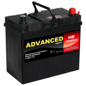 ABS 048 Car Battery