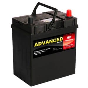 ABS 054 Car Battery