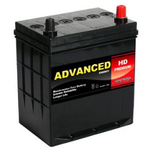 ABS 054H Car Battery