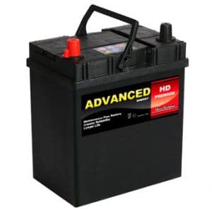 ABS 055 Car Battery
