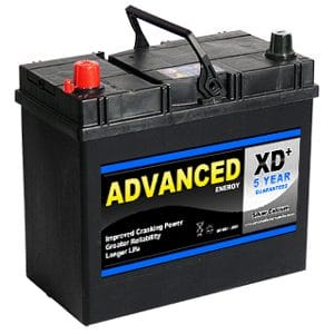 057xd car battery