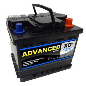 063 Xd Car Battery Car Batteries 12 Volt Heavy Duty Abs