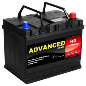 ABS 068 Car Battery