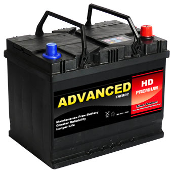 ABS 068 Car Battery