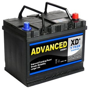 068xd car battery