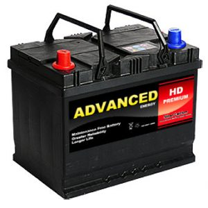 ABS 069 Car Battery