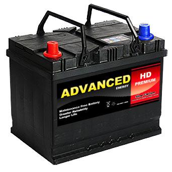 ABS 069 Car Battery