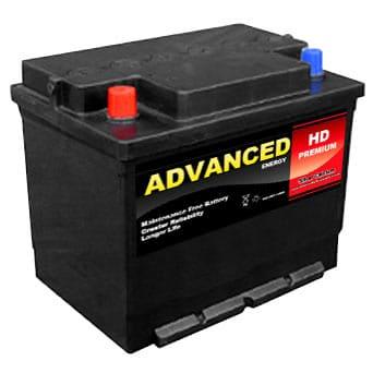 072 Car Battery