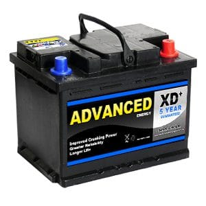 075XD Car Battery
