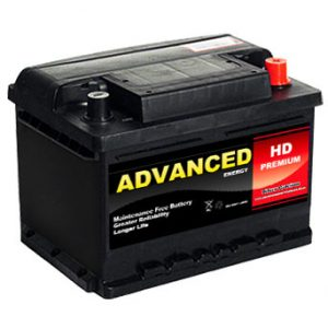 ABS 075 Car Battery