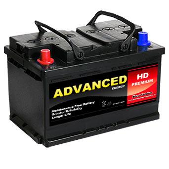 096R Car Battery