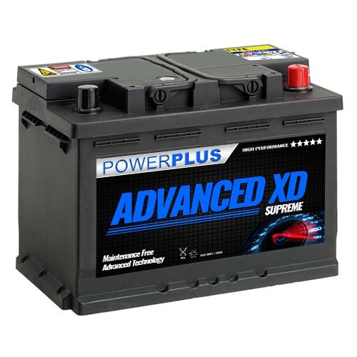 096xd car battery