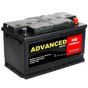 100 car battery