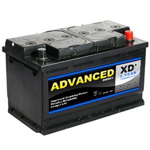 110L XD+ battery