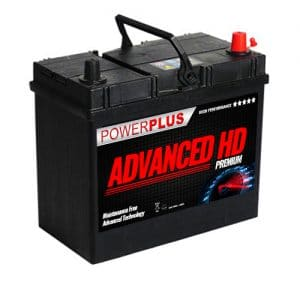 154 car battery HD