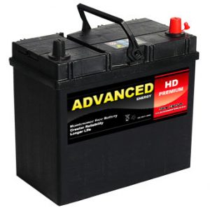 ABS 154 Car Battery