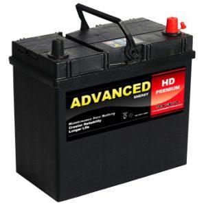 ABS 154 Car Battery