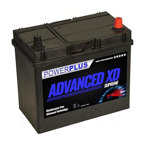 154 xd car battery
