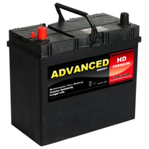 ABS 155 Car Battery