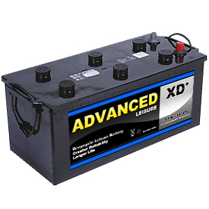 Abs 180 leisure battery