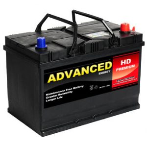 ABS 249 Car Battery