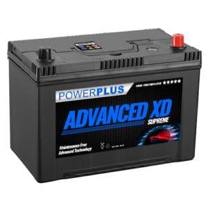 249 xd car battery