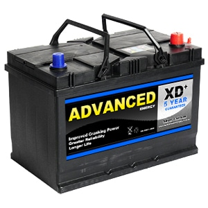 249xd car battery