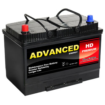 ABS 250 Car Battery