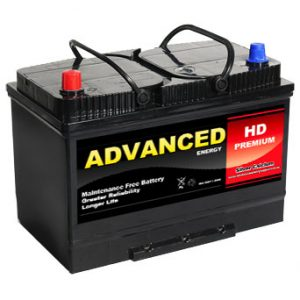 250H Car Battery