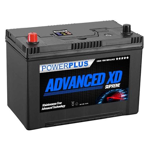 250 xd car battery